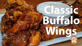 The Best Classic Buffalo Wings