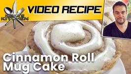 How To Make Cinnamon Roll Mug Cake