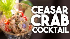 CEASAR CRAB Cocktail SALAD