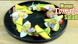 Mango Tomato Salad - Rule Of Yum Recipe