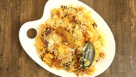 Paneer Tikka Masala Biryani / How To Make Paneer Biryani / Paneer Dum Biryani Recipe - Varun