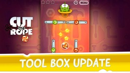 Cut the Rope - Tool Box Update