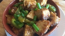 Simple Tofu Manchurian / Indo Chinese Recipe Vegan Healthy