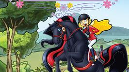 S01 E03 - Back in the Saddle Again - Horseland