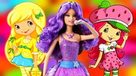 Barbie Princess Disney Doll Dress - Play Barbie Morning Routine And Play Dolls