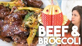 Easy Beef and Broccoli - Hakka Chinese Style