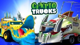 Cryptotruck - Nessi Vs Yippie - Video For Children - Nursery Rhymes For Babies