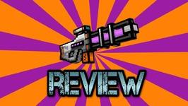 Pixel Gun 3D - Prototype PSR-1 Gun Review