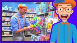 Blippi Toy Store - Educational Videos for Preschoolers