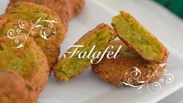 Falafel De Garbanzos / Como Hacer Falafel De Garbanzos Con Salsa De Yogur / Falafel Thermomix