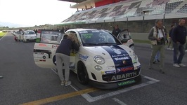Trofeo Abarth 500 - Mugello 2017