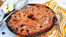 Apple Cranberry Cake
