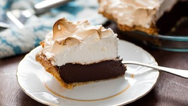 Double Chocolate Cream Pie