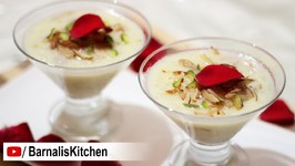 Sabudana Kheer - How To Make Sabudana Kheer / Tapioca Pudding - Indian Popular Desserts
