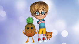Fruit Pineapple  Children Learning Songs and Original Songs for Kids