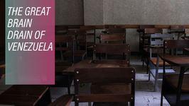 Empty Classes And Violence In Venezuelas Universities