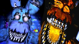 Five Nights at Freddy's 4 Nightmare Bonnie Simulator