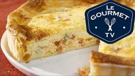 Candied Peel Ricotta Tart or Cake