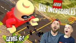 Jack Jack Saves The Day Lego The Incredibles Gameplay For Nintendo Switch Part 6