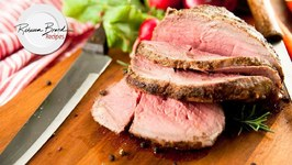 Roast Beef Recipe, Tri Tip