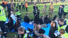 Tram-Truck Collision Injures Dozens in Melbourne