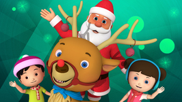 Rudolph the Red Nosed Reindeer - Christmas Songs for Children
