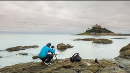 Photography at St. Michaels Mount and State of the Vlog Address