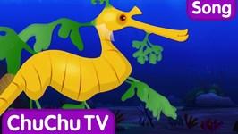 Leafy Sea Dragon Nursery Rhyme - ChuChuTV Sea World - Animal Songs and Nursery Rhymes For Children
