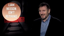 Liam Neeson Was Joking About Retiring From Action Films