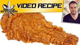 How To Make KFC Fried Chicken