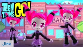 Teen Titans Go - Jinx Doll My Little Pony Equestria Girls Minis Custom Tutorial