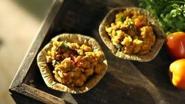 Nutrela Soya Ghugni - Ghugni Chaat Bengali Style - Bengali Street Food