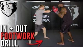 Footwork And Timing Drill for Boxing Counter-Punching