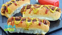 Vegetarian Hot Dog