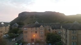 Helicopter Airlifts Man to Hospital With Severe Head Injuries After Arthur's Seat Fall