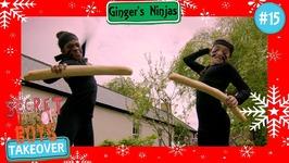 Ginger's Ninjas - Secret Life Of Boys - Episode 15