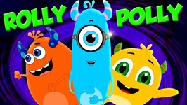 Rolly Polly - Momo Beats - Music For Kids - Nursery Rhymes And Cartoons For Children