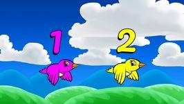 Two Little Birds Children Song - 2 Little Birds Lyrics