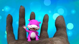 Finger Family- Popular Nursery Rhymes for Kids and Children