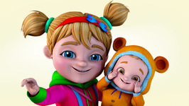 Chubby Cheeks  Children's Popular Nursery Rhymes