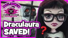 Monster High Doll Series Skull Academy s03 ep25