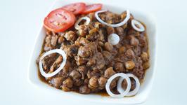 Chana Masala - Best Punjabi Style Chole Masala
