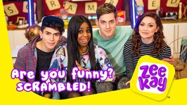 Are You Funny? Scrambled  Episode 5