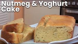 Nutmeg And Yoghurt Cake