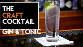 How To Make A Gin And Tonic / Easy Gin Cocktails
