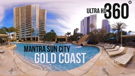 360 Video Resort Pool Mantra Sun City Surfers Paradise Gold Coast Australia