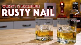 Rusty Nail Cocktail 2 Ways Recipe
