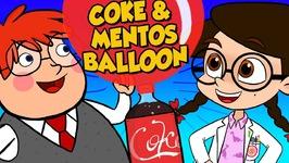 Mentos And Coke Balloon - How To Make The Best Birthday Balloon - The Nikki Show