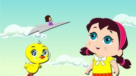 Sally Go Round  Children's Popular Nursery Rhymes