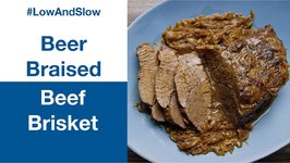 Incredibly Tasty Beer Braised Beef Brisket
